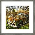 1949 Ford Framed Print