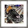 1960 Kris Kraft Quarter Midget Framed Print