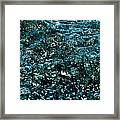 From Body Of Water Series  Framed Print