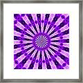 Abstract 122 Framed Print