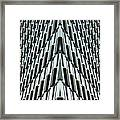 Abstract Buildings 4 Framed Print