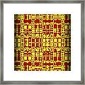 Abstract Series 9 Framed Print