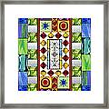Bejeweled 1 Framed Print