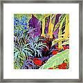 Brugmansia-1 Framed Print