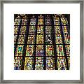 Cathedral Of Augsburg Framed Print
