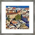 City Of Nafplio Framed Print
