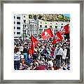 Hastings Pirate Day Framed Print