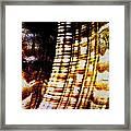 Natural Mosaicism Framed Print