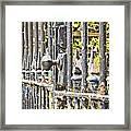 Old Gate Framed Print