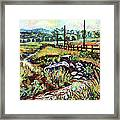 Stroubles Creek Framed Print