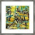 Sweet Swanee Framed Print