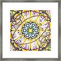 Up And Down In And Out Framed Print