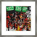 2012 068 New Jersey Framed Print