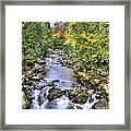 201409290-050 Hudson River Origin 2x3 Framed Print