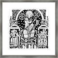St Framed Print