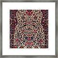 Turkish Carpet Framed Print