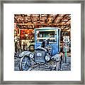 1919 Ford Model T Framed Print by Robert Jensen