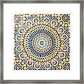 Morocco, Agdz, The Kasbah Of Telouet Framed Print