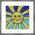 Soleil Framed Print