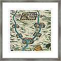 Tigris And Euphrates, Babylonia Framed Print