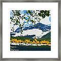 Norway  Landscape Framed Print