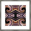 Empress Abstract Framed Print