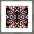 Empress Abstract Framed Print