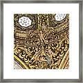 Spain. Orihuela. Saint Dominics Framed Print