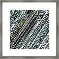 Speak Framed Print by Coal