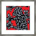 The Lonely Serpent Framed Print
