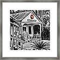 The Burnside General Store Framed Print