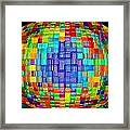 Most Wanted Art Award Oil Painting Original Abstract Modern Contemporary House Office Wall Deco  Framed Print