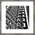 Lloyd's Of London Building Framed Print