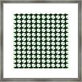 Diy Template Jewels Diamonds Pattern Graphic Sparkle Multipurpose Art Framed Print by Navin Joshi