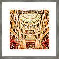 75 State Street Framed Print