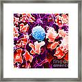 Blood Clot, Sem Framed Print