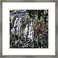 Iguazu Falls - South America Framed Print
