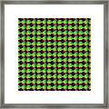 Infinity Infinite Symbol Elegant Art And Patterns Framed Print