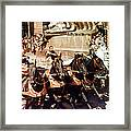 Charlton Heston In Ben-hur  Framed Print by Silver Screen