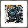 9266 Framed Print