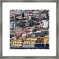 A Bit Of Funchal Framed Print