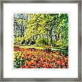 A Bright Day Framed Print