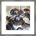 A Dedication To Vincent's 125 Year Anniversary Of His Death - 1890-2015 Framed Print