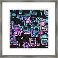 A Maze Zing - 03c01 Framed Print
