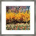 A Painting Springtime 2 Dali-style Framed Print