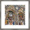 A Piece Of The Piccolomino Framed Print