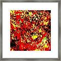A River Of Fire Framed Print