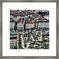 A View Of Vienne France Framed Print