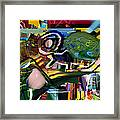 A Way To Bring The World To Tsheuvah 06 Framed Print