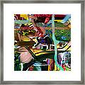 A Way To Bring The World To Tsheuvah 08 Framed Print